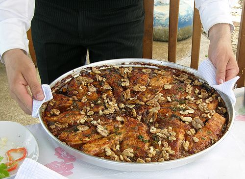 """Koran is a very famous fish of the Pogradec region. They catch it in the Ohrid Lake. It is praised for its delicious flavor. The most popular dish with the Koran fish is called """"tave me koran"""".   For more information about Albania, please visit our page http://www.outdooralbania.com"""