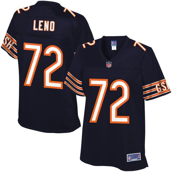 NFL Pro Line Womens Chicago Bears Charles Leno Team Color Jersey - $99.99
