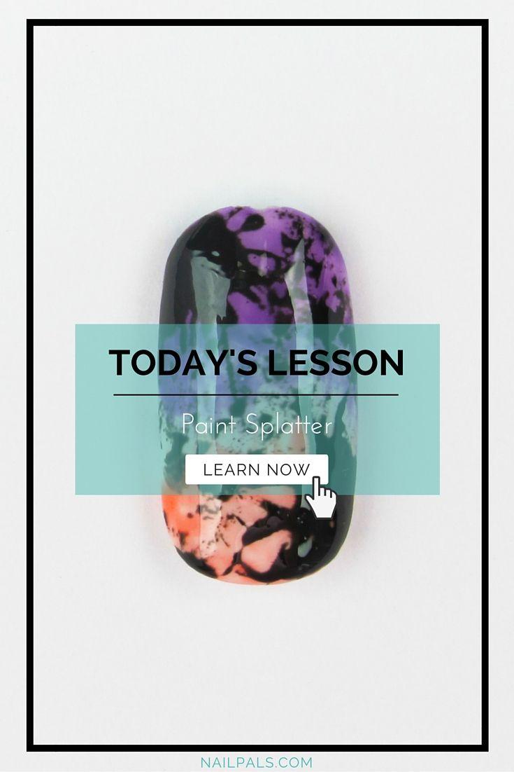 40 best Nail Art Lessons images on Pinterest | Art lessons, Art ...