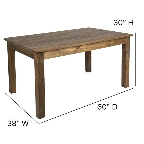 Overstock Com Online Shopping Bedding Furniture Electronics Jewelry Clothing More In 2020 Wood Dining Table Pine Dining Table Large Dining Table