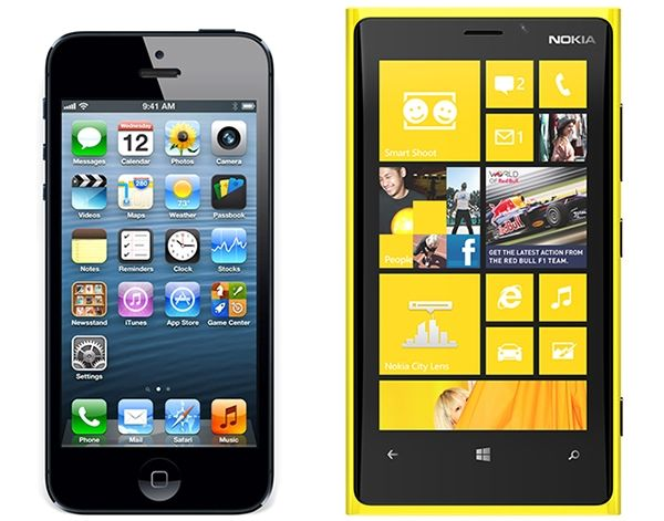 I could easily say iPhone5 has a worthy competitor.The Windows 8 wonder, Nokia Lumia 920, looks bright and fresh...