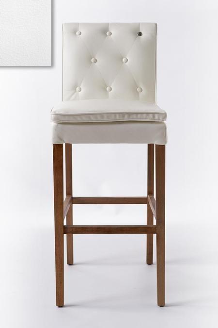 €479,- La Scala Barstool pellini White #living #interior #rivieramaison