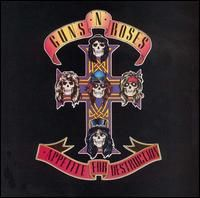 Guns N' Roses - Appetite for Destruction - wicked mean, dirty & cool - personal favorites: Mr. Brownstone, Rocket Queen, Nightrain