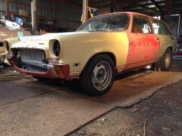 1976 Chevrolet Vega Muscle Car by lsvega http://www.musclecarbuilds.net/1976-chevrolet-vega-build-by-lsvega