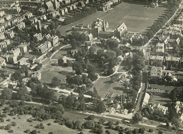 Bristol Zoo & Clifton College.