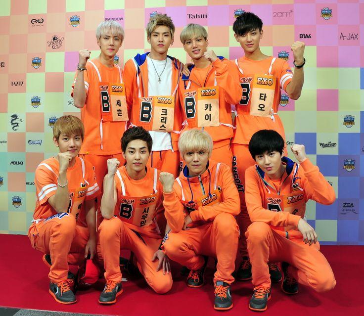 Đại Hội Thể Thao Idol 2013