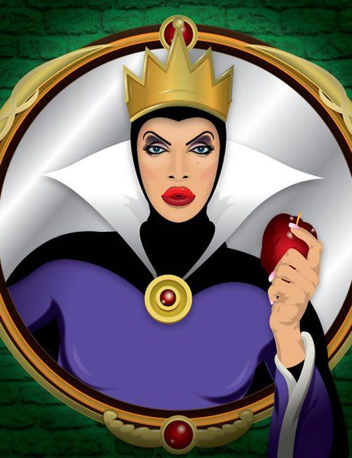 Rupaul s drag race alums as disney villainesses raven snow - Evil queen disney ...