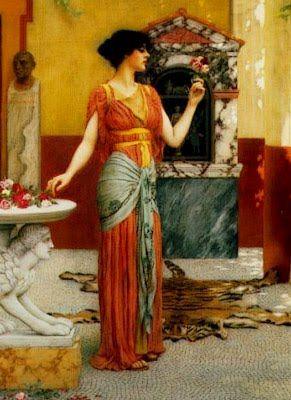 """Roma: 50 d.C. le matrone romane amavano già il """"Made in China"""""""