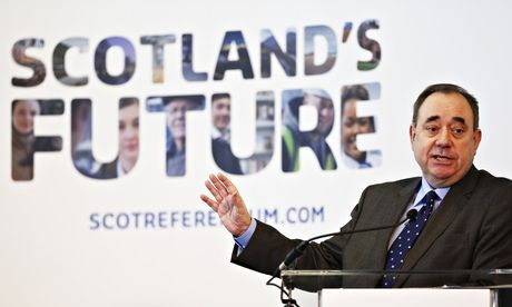 Scottish independence: 60% of English and Welsh want Scots to stay in UK