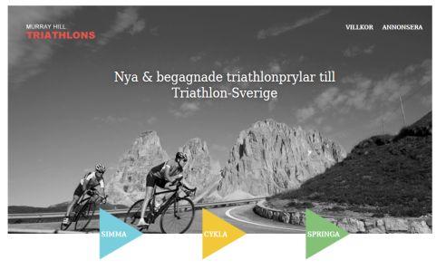 Triathlon Sweden