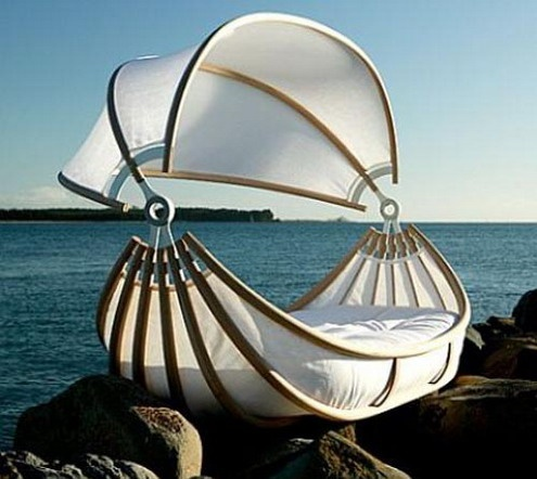 i want to sail away in this!