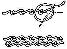 scroll stitch.
