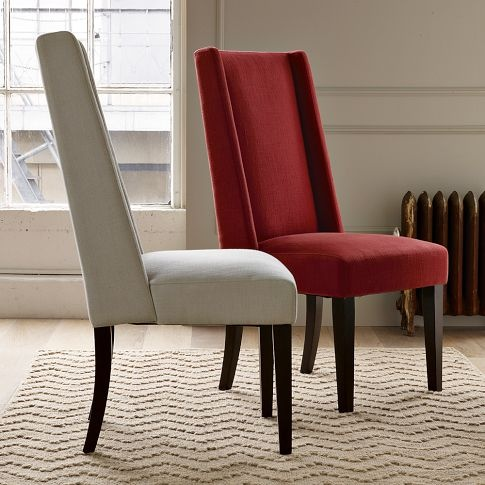 Best 25 High Back Dining Chairs Ideas On Pinterest
