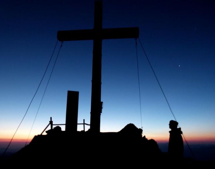 Sonnenaufgang Ahrntal