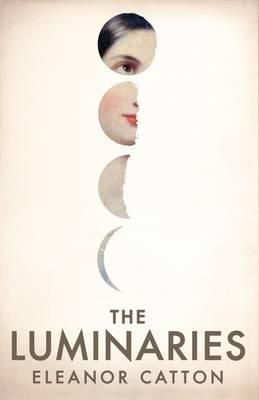 The Luminaries by Eleanor Catton. Nominated for the Man Booker Prize 2013