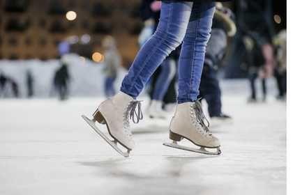 Parque Villa Lobos oferece pista patinação no gelo gratuita