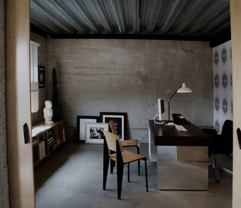 office industrial design. Inspiration : 10 Beautiful Home Offices Design Ideas Office Industrial U