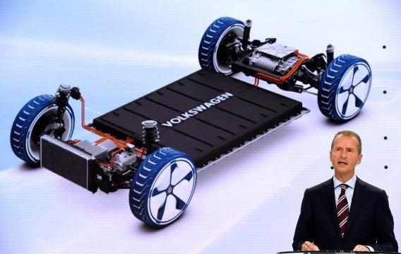 Volkswagen gaat elektrische auto's bouwen in VS (vanaf 2021 ! )