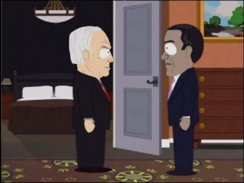 Barack Obama vs. John McCain 2008 Election Results Mockery - Truth In TV...