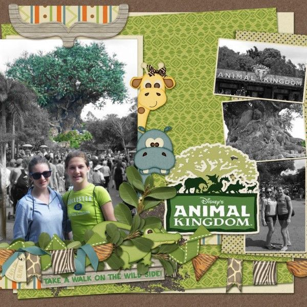 Animal Kingdom General - Page 15 - MouseScrappers.com