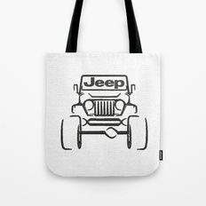 Jeep only Tote Bag