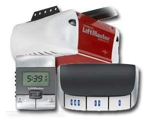 Lift Master Garage Door Opener - uses your smartphone - Model # 8355