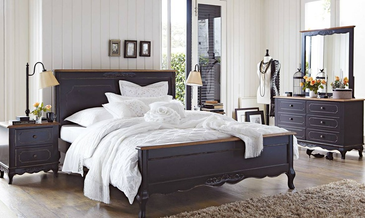 Ashcourt 4 piece bedroom suite by furniture direct from harvey norman new zealand i want this - Harvey norman bedroom sets ...