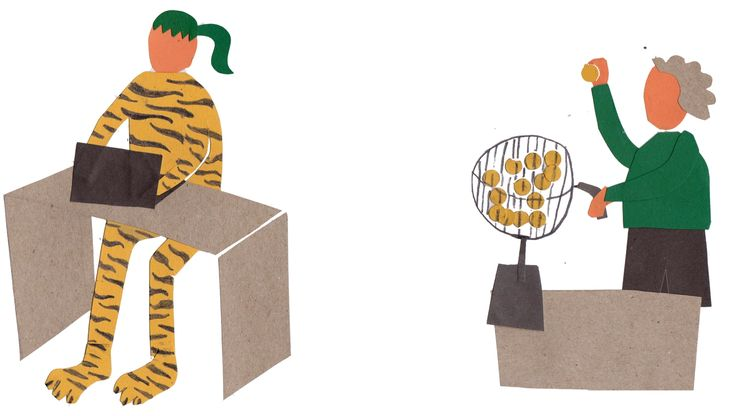 #53 Je draagt alleen maar kleding met een tijgerprint – OF – Iedere zaterdagavond speel je bingo in een bejaardentehuis