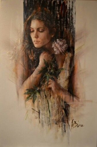 """Remi Labarre...""""Dancing with Flowers"""""""