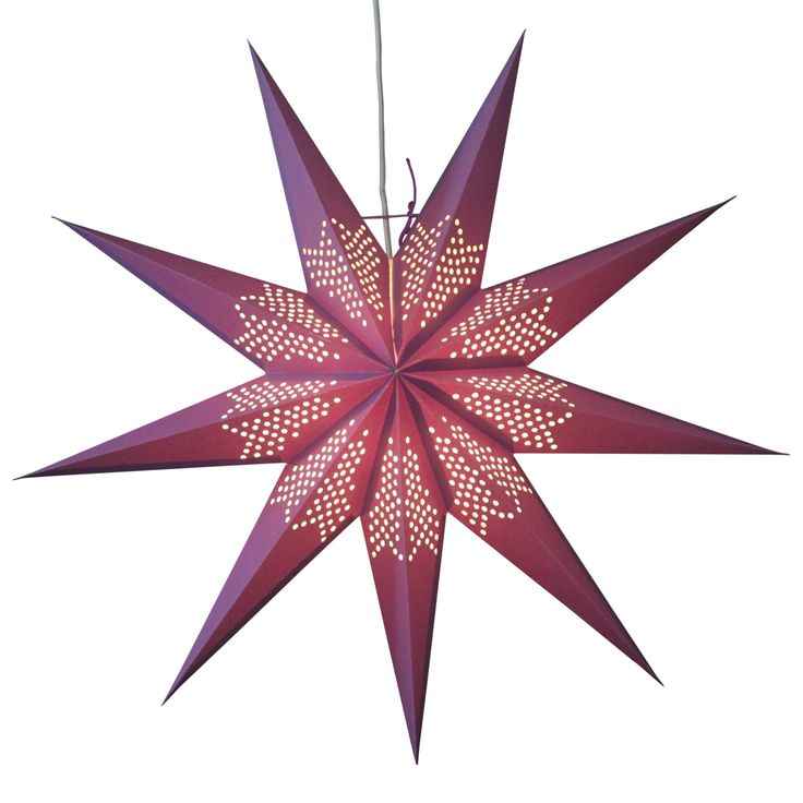 Zeke Purple star lamps http://www.29june.com/index.php/blog/party-string-lights