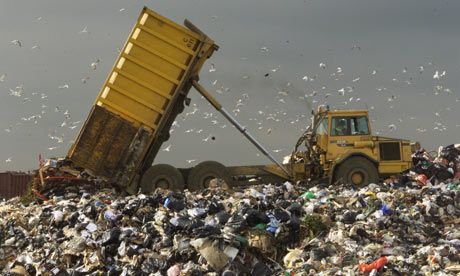 Tonnes of old clothes end up in landfill. Manufacturers and fashion houses need to think harder about recycling