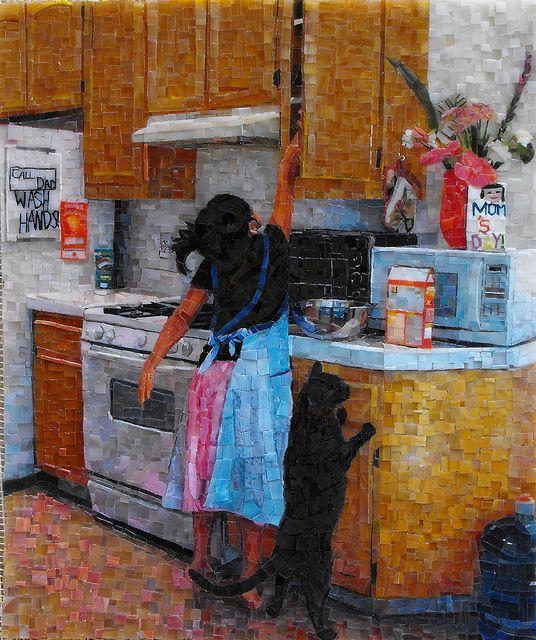 Pancakes for MOM by Atsuko Laskaris
