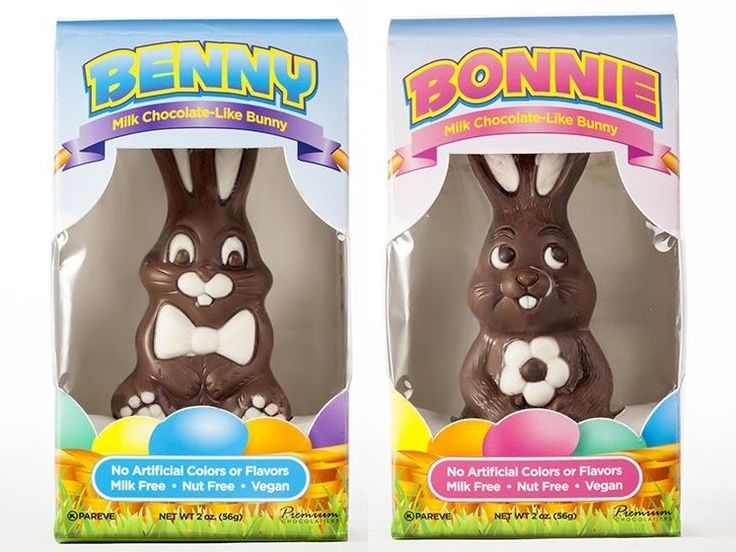 Dairy-Free Chocolate Easter Bunny Round-Up - Premium Chocolatiers Pictured