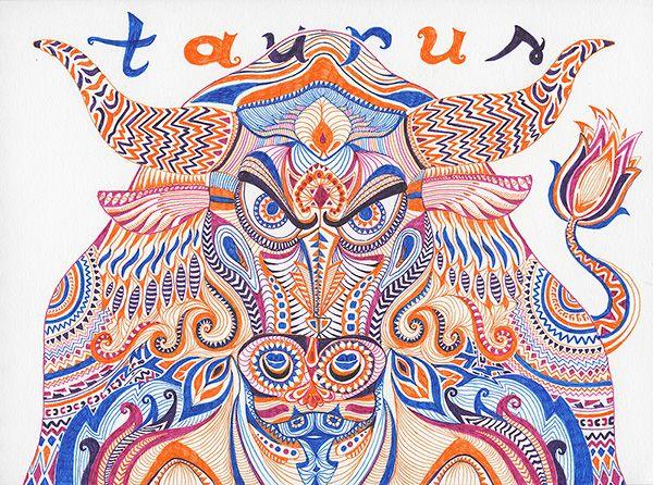Taurus on Behance