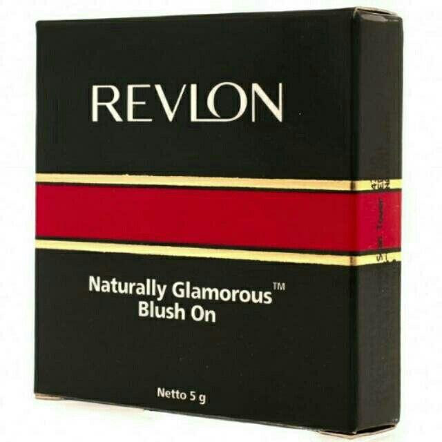 Saya menjual REVLON Naturally Glamorous Blush On seharga Rp100.000. Ayo beli di Shopee! https://shopee.co.id/cosmetic_hq/47948042