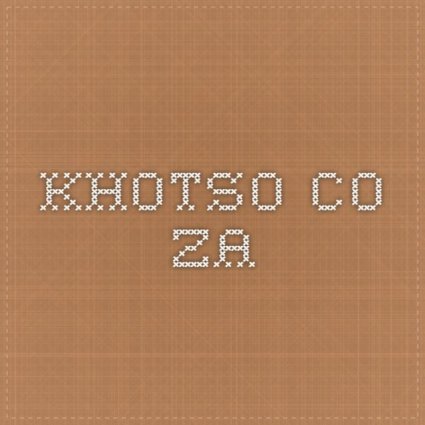 khotso.co.za