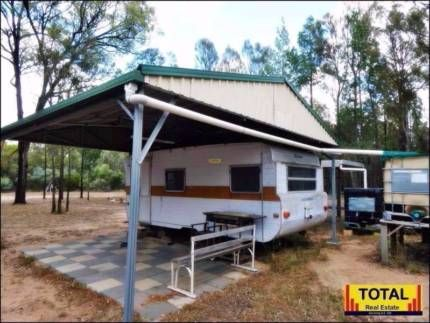 TOTAL Private Country Weekend Getaway on 19.77ac | Land For Sale | Gumtree Australia Toowoomba Surrounds - Millmerran | 1140012940