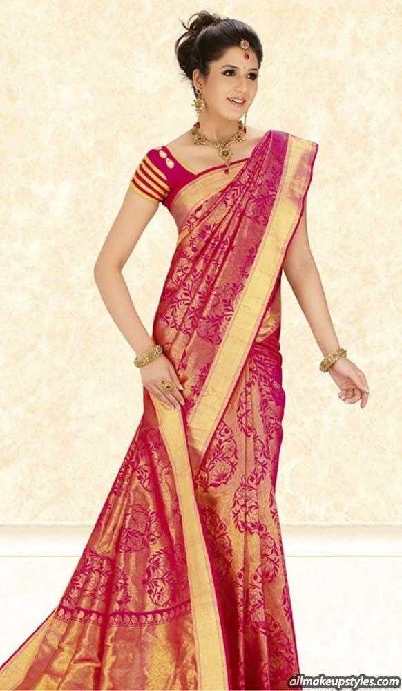 Wedding Saree Collection Recherche Google Art Of