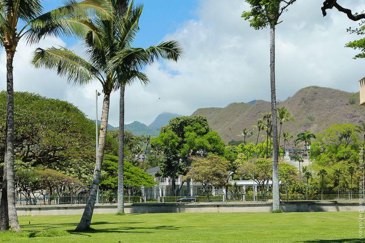 Фото - подорожі по світу: Алоха! Гавайские острова. Оаху. Гонолулу.