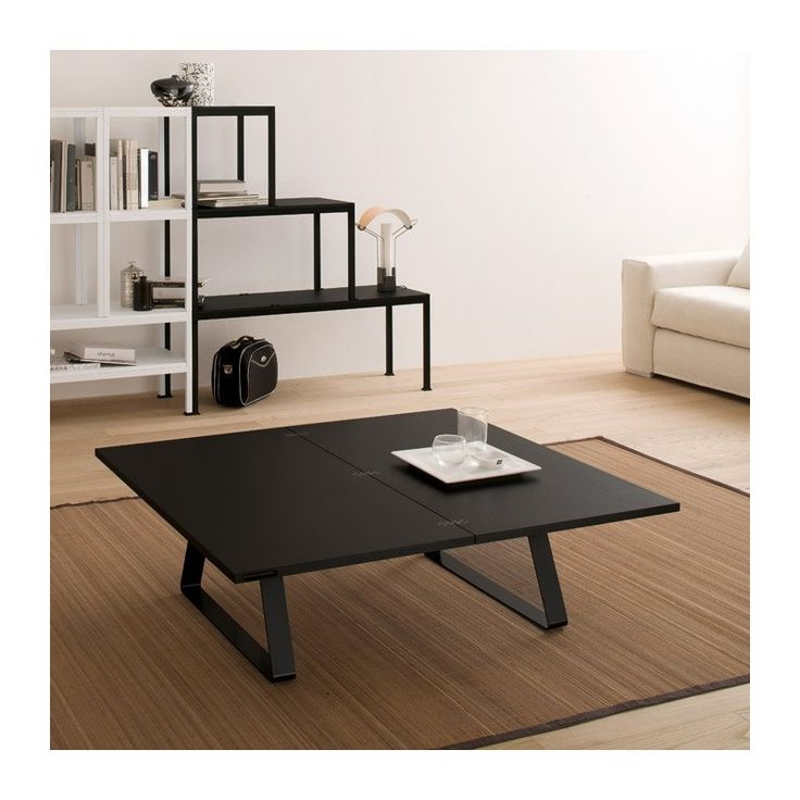 Les 25 meilleures id es de la cat gorie table basse relevable sur pinterest - Ikea table modulable ...