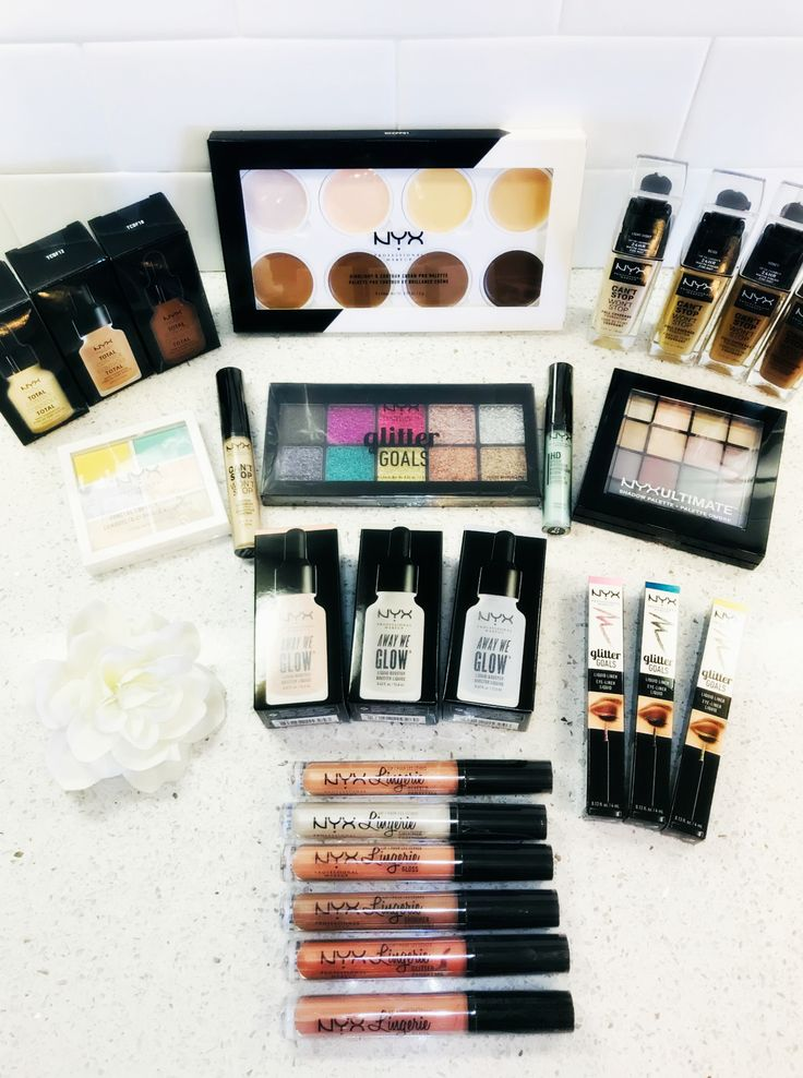 Get a Whole New Look NYX Professional Makeup! Nyx