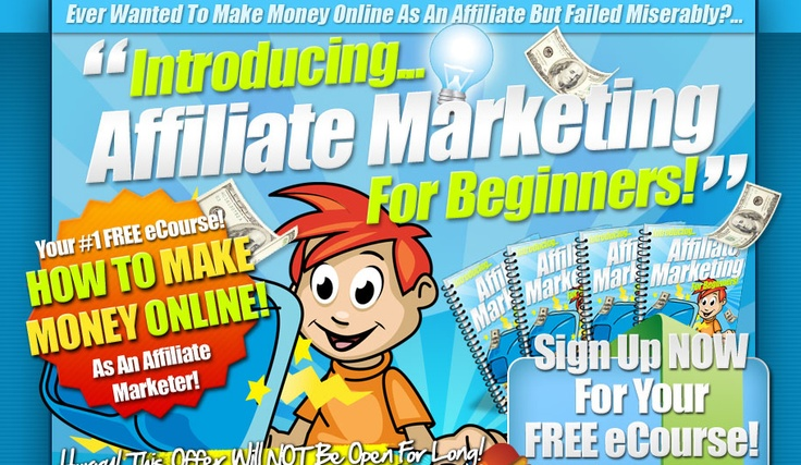 FREE Affiliate Beginners Course