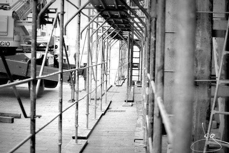 Inedito dagli scatti del febbracio 2013. #terremoto #Emilia #Crevalcore #Bologna #scosse #ricostruzione