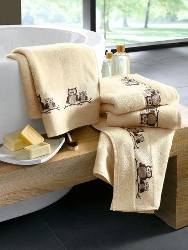 Käsipyyhe, 2/pakkaus   Poistaa kosteutta tehokkaasti Mukana reunakoriste Moderni kuosi