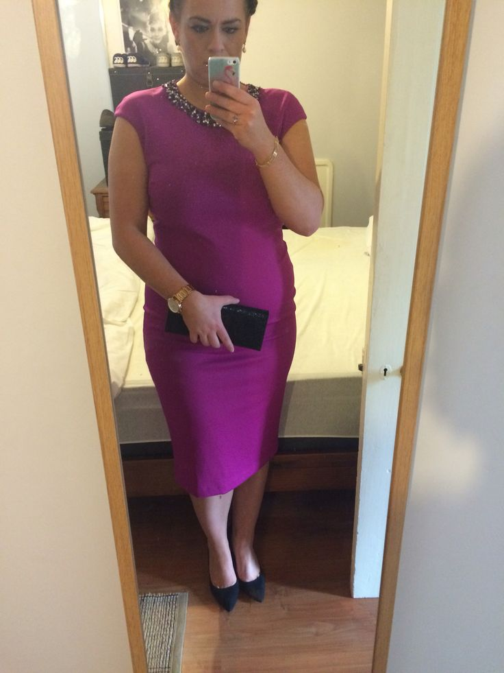 Wedding Outfit:  Dress from Ted Baker, black shoes from Penneys/Primark, bag borrowed from my sister, pearl drop earrings from Tiffany & co, bracelet from Stonechat, watch from DKNY, ring vintage.