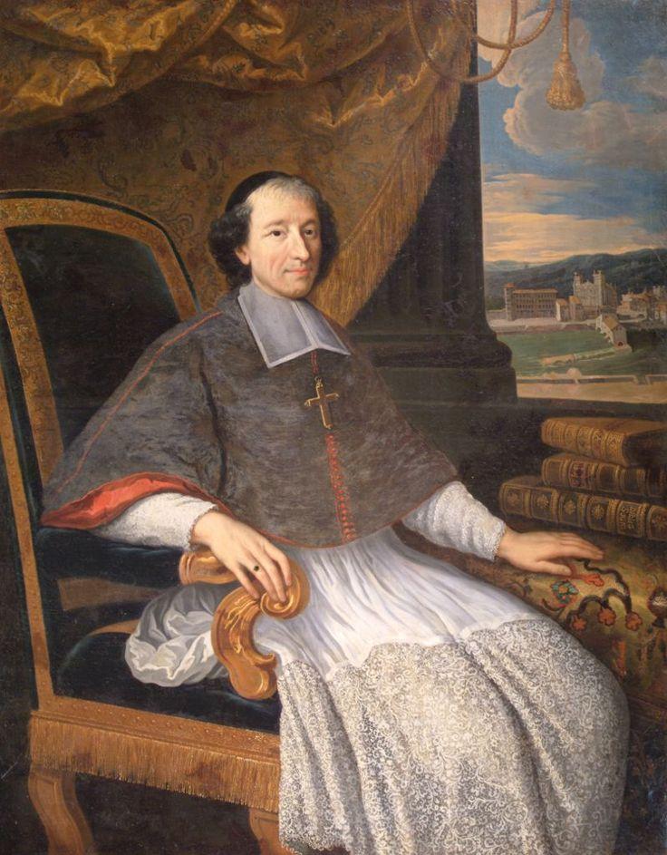 Charles Le Goux de la Berchère, Aumonier de Louis XIV et son protégé, Archevêque d'Albi, Archevêque de Narbonne, primat de Gaule Narbonnaise, duc de Narbonne