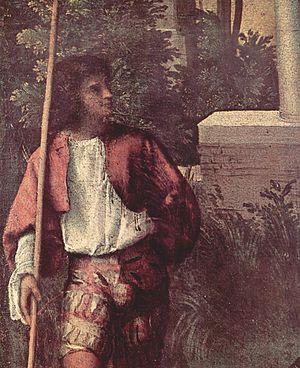 La tempestad (Giorgione) - Wikipedia, la enciclopedia libre