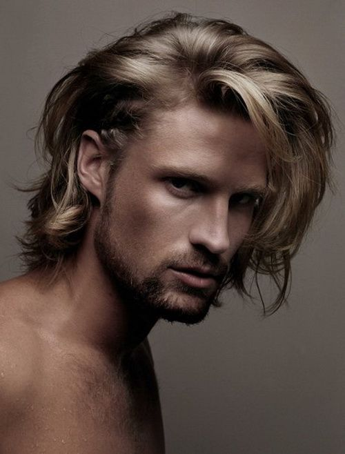 Marvelous 1000 Images About Long Hair Guys On Pinterest Men Bodies Long Short Hairstyles Gunalazisus