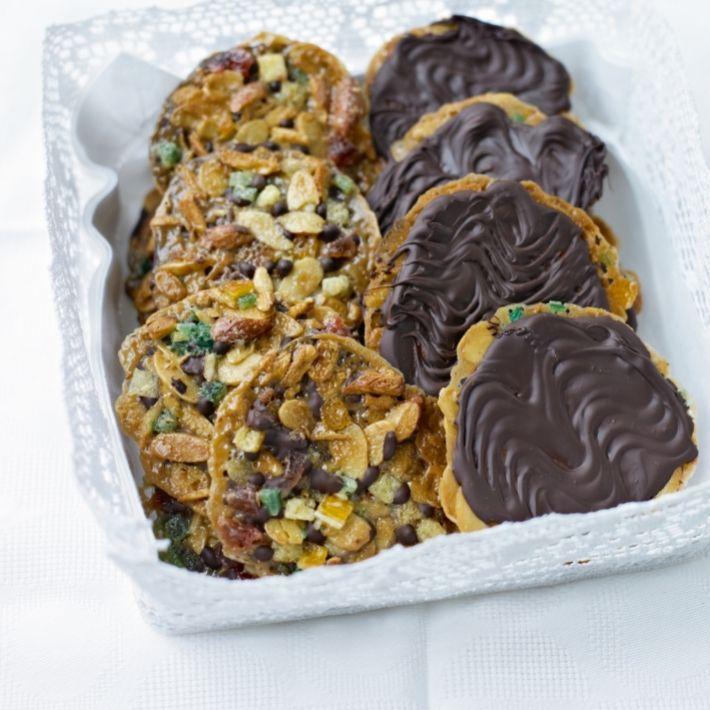 how to make florentine cookies