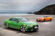 New Audi RS5 vs Nissan GT-R: two super-coupes do battle in Snowdonia These two titans use similar technical layouts to offer very different characters; but can the new RS5 topple Godzilla?  This might look like a slightly left-field comparison but there are in fact several very good reasons for squaring the new Audi RS5 up against the latest Nissan GT-R. For one thing theyre both fourwheel-drive performance coupés. For another they each use twinturbocharged V6 engines and paddleshift…